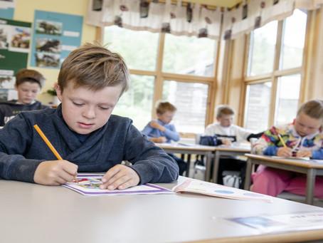 Skal barnet ditt starte i 1. klasse?