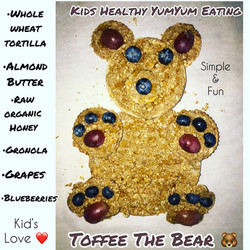 Toffee The Bear