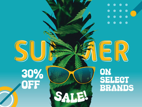 OUR SUMMER SALE STARTS AUGUST 1st!