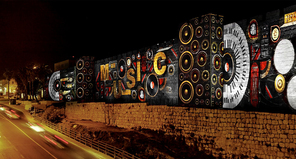 Sounds of the old city Jerusalem-Music M