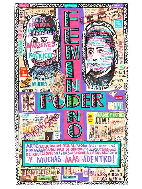 'Poder Femenino' Print (3/5)