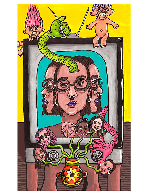 'Surrealismo' Print (5/5)