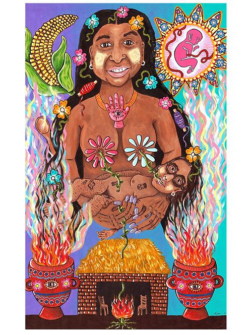 'Las Mujeres' Print (1/5)