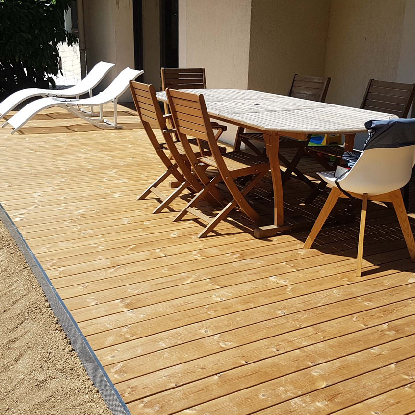 terrasse extérieure_bois_pin_thermo_anne