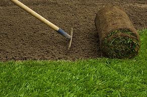 installateur gazon par plaquage, pelouse en rouleaux , annecy et haute savoie
