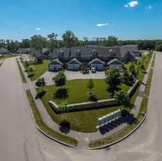 Plainville multifamily neighborhood aerial 4