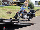 Motorcycle Towing Kalispell