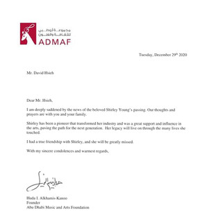 Abu Dhabi Music and Arts Foundation