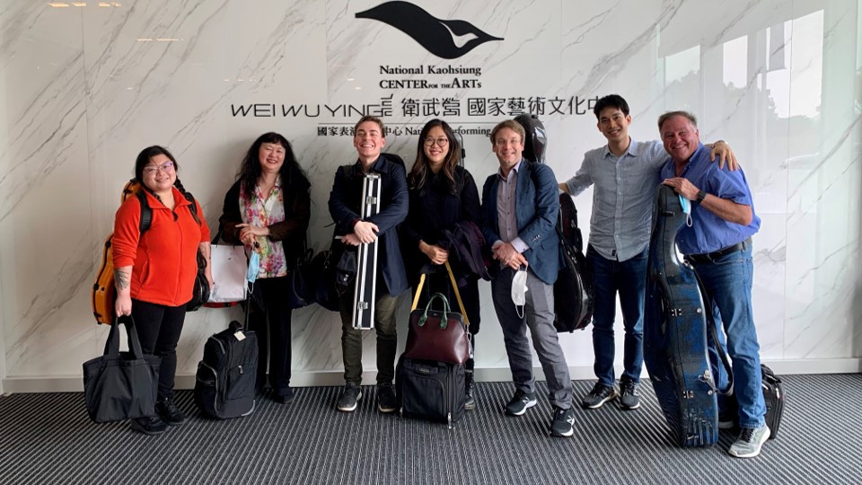 Group Photo at Weiwuying