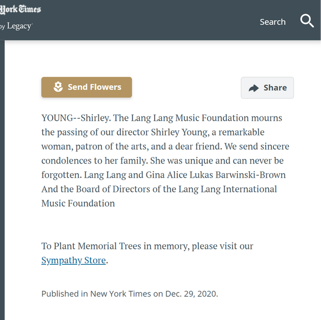 Lang Lang International Music Foundation