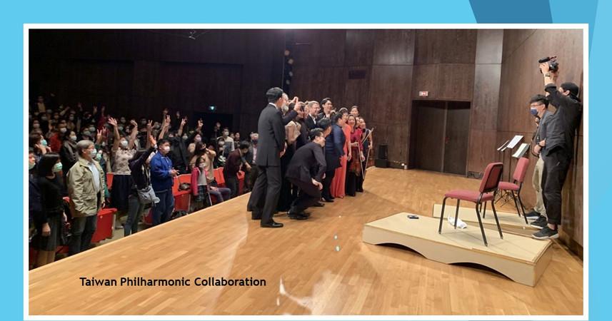 Taiwan Philharmonic Collaboration