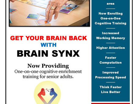 Adult Cognitive Training