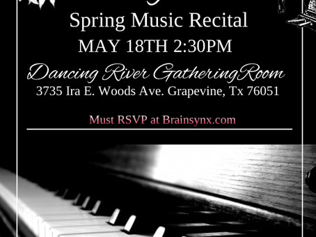 Spring Music Recital