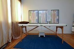 Sala Tuina Il Giardino dello Yoga