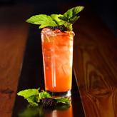 Black-Eyed Rye Cocktail