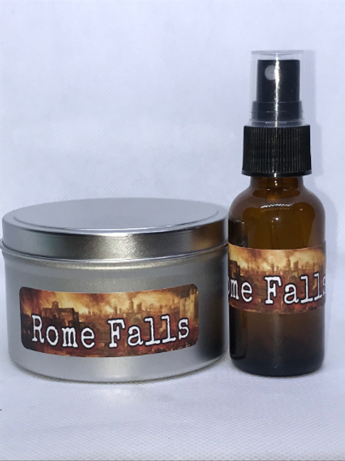 Rome Falls (Space Ship Earth) Collection