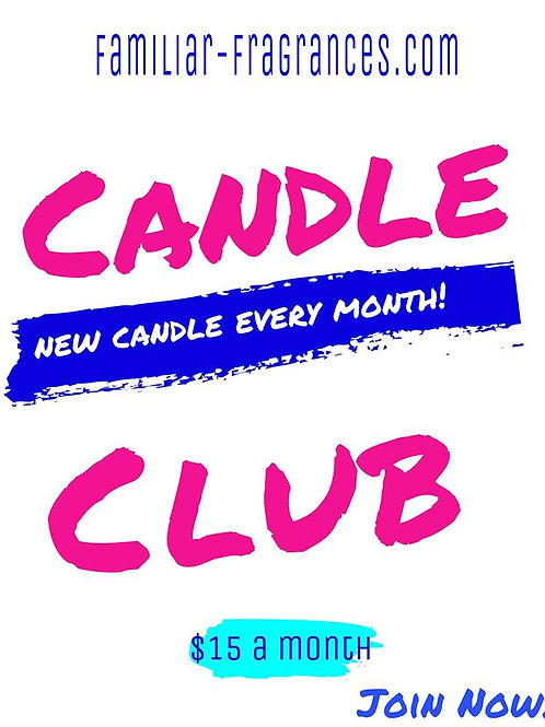Candle Club Prepay Options