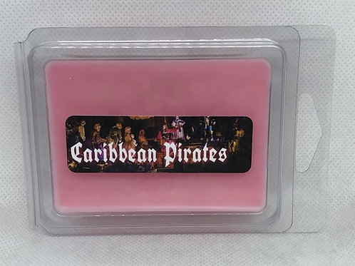 Caribbean Pirates Wax Melts