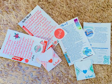 Letter Writing & Decoration Inspiration #7