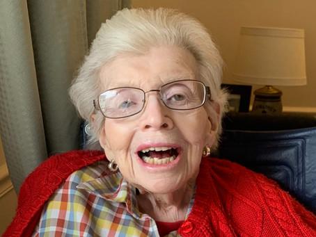 Senior Spotlight: Anne