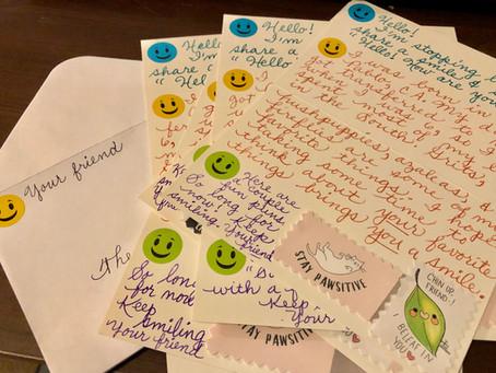 Letter Writing & Decoration Inspiration #5