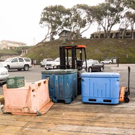 Fischcontainer