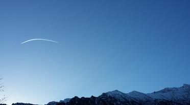 Flugzeug (Komet)