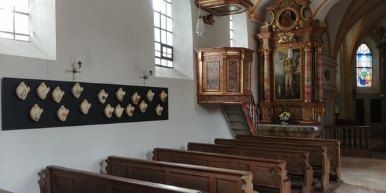 """""""Glaube, Liebe , Hoffnung"""" - Kunst in sakralen Räumen"""