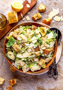 Tortellini Caesar Salad