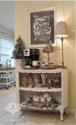 Perfect Beverage Cabinet