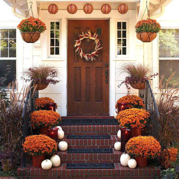 Fabulous Fall Porch Decor