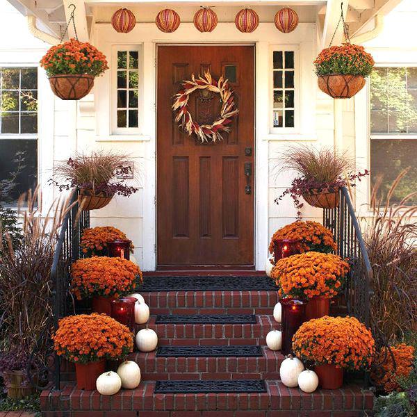 Fabulous Fall Porch Decor