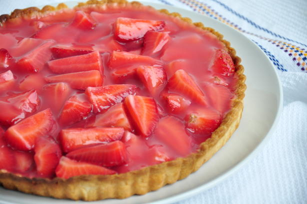 Double Strawberry Pie