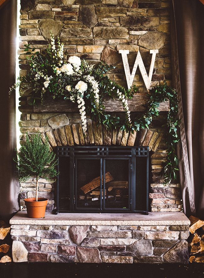 Monogram Fireplace