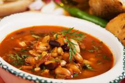 Tuscany Tomato Bean Soup