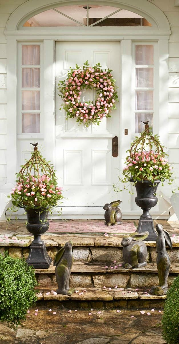 Gorgeous Door & Porch Decor