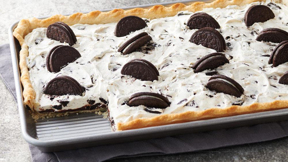 Oreo Slab Pie