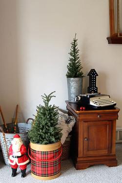 Christmas Cluster Decor