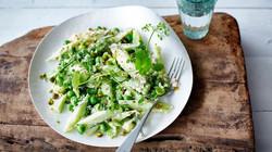 Asparagus & Sweet Pea Salad