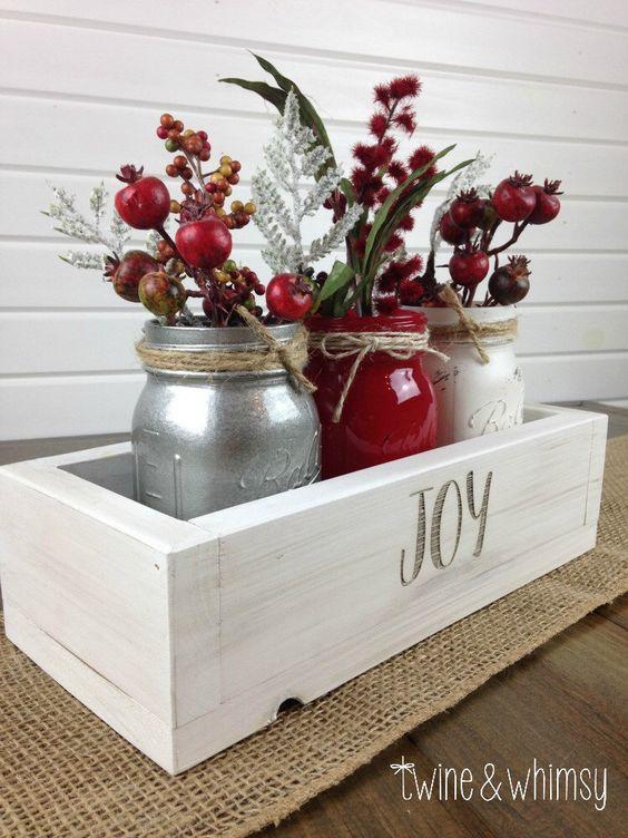 Merry Mason Jars