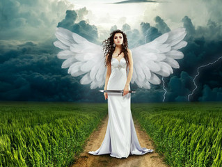 The Role of Angels in Your Life