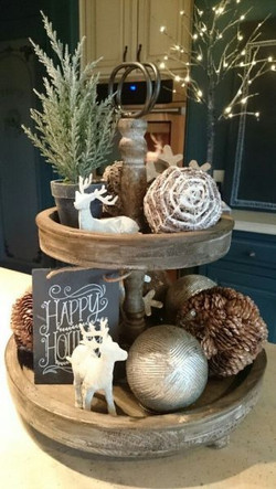 Rustic Country Cluster Decor'