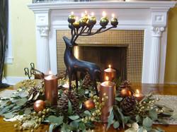 Reindeer Centerpiece