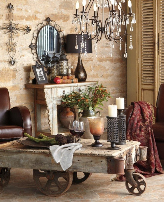 Unique Rustic Decor