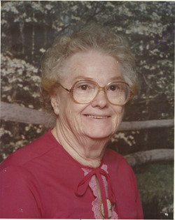 My Dear Grandmother, Juanita