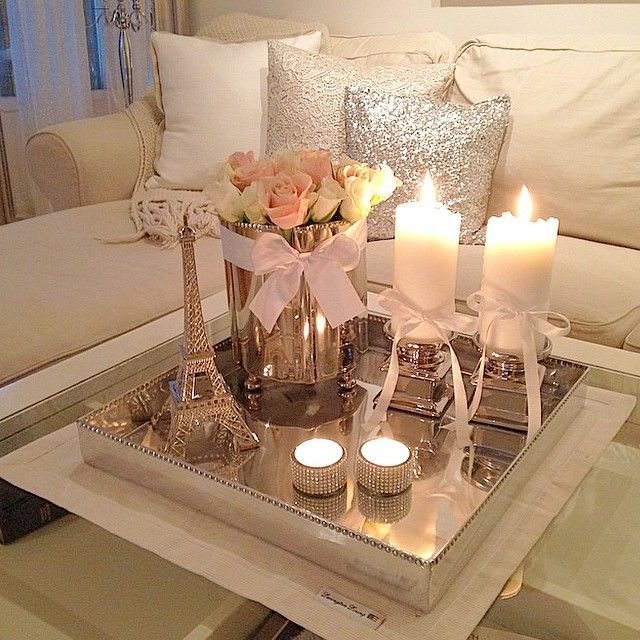 Parisian Bliss Cluster Decor'