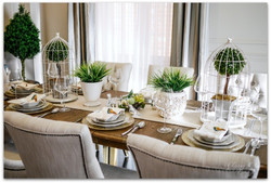 Think Spring Table Decor