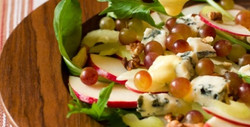 Apple Pecan Salad and Granola