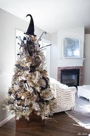 Spooky Holiday Tree