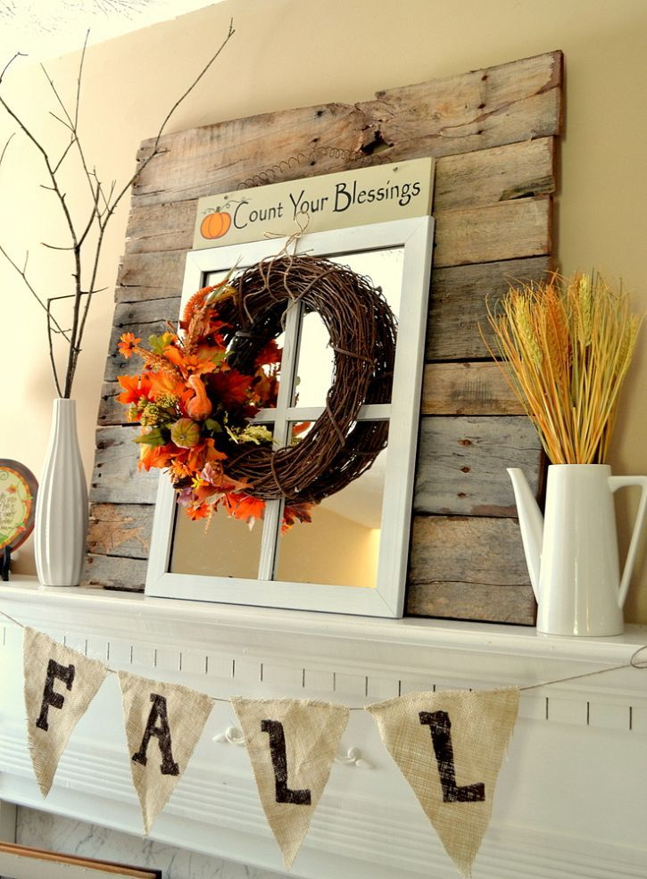 Simplistic Fall Decor